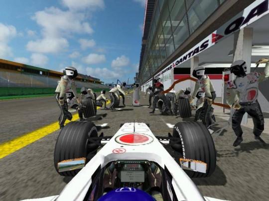 F1 Challenge '99 - '02