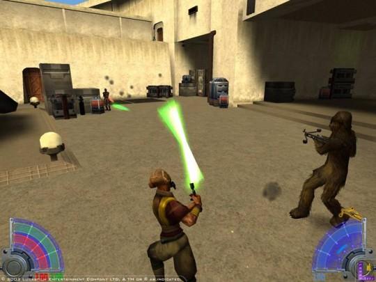 Star Wars Jedi Knight: Jedi Academy