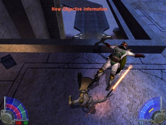 Star Wars Jedi Knight: Jedi Academy cheat