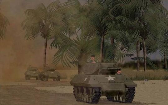 Combat Mission: Afrika Korps képek