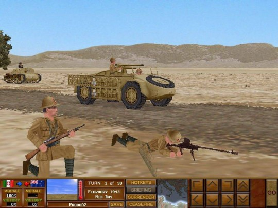 Combat Mission: Afrika Korps