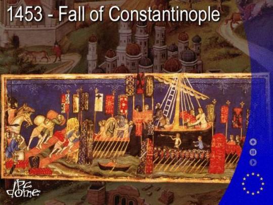 Centuries of Europe