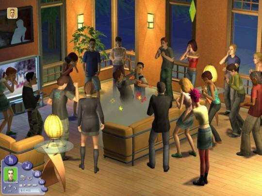 The Sims 2 képek