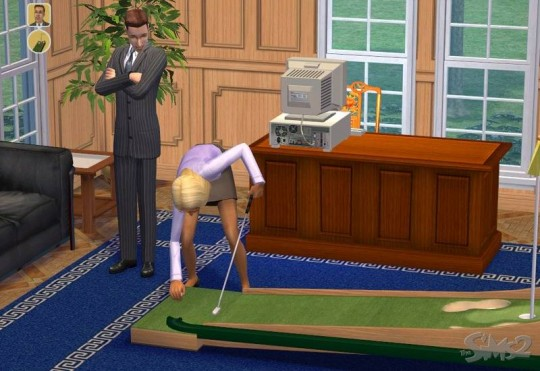 Újabb Sims 2 képek