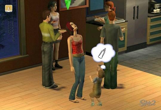 Új Sims 2 képek