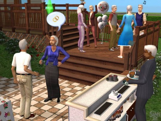 The Sims 2 cheat