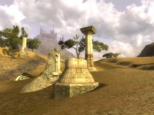 Lord of the Rings Online képek