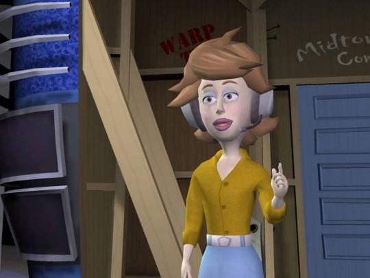 Jön a második Sam & Max epizód - Situation: Comedy
