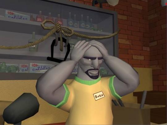 Sam & Max: Season 1 - Episode 1: Culture Shock végigjátszás