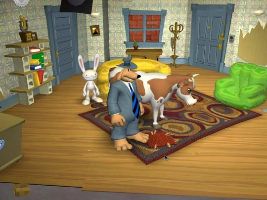 Sam & Max Episode 2 - Situation: Comedy demo