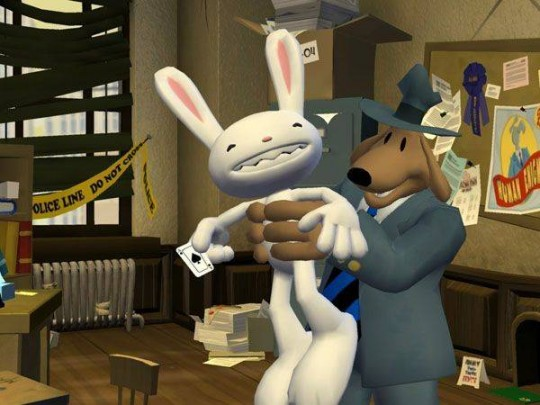 Sam & Max Episode 3 képek