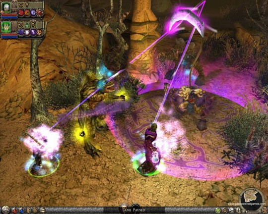 Dungeon Siege II patch (Toolkit)
