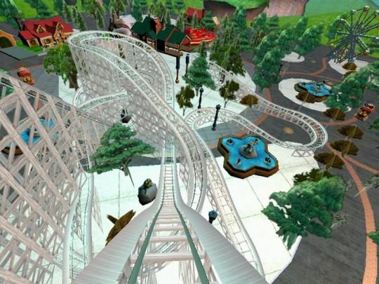Disney Coaster