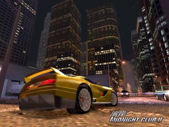 PC-n is lesz Midnight Club II