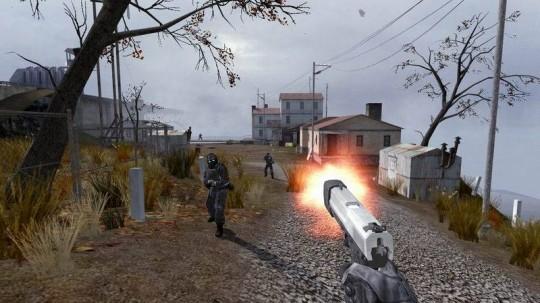 Half-Life 2 képek