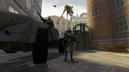 Half-Life 2 videó és képek