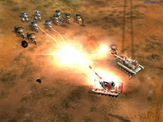 Command & Conquer Generals Zero Hour cheat