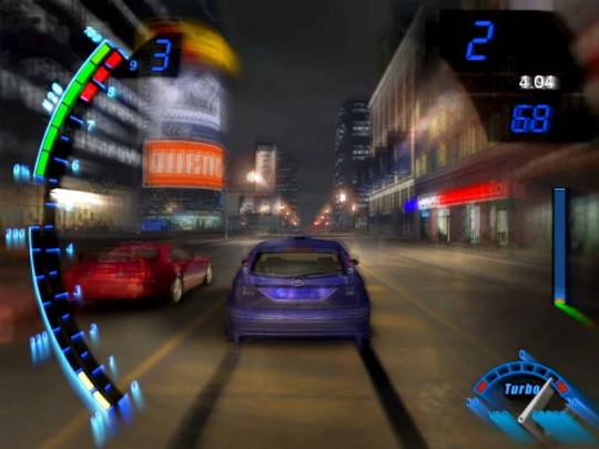 Need for Speed Underground cheat