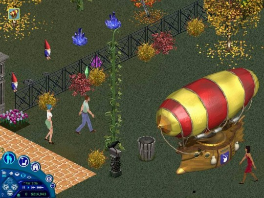 The Sims Makin' Magic cheat