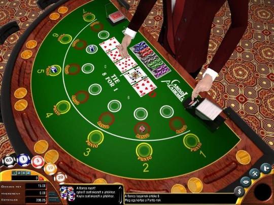 Casino Academia