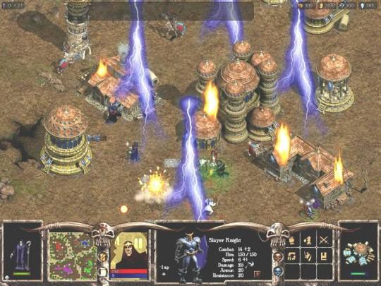 Warlords Battlecry III képek