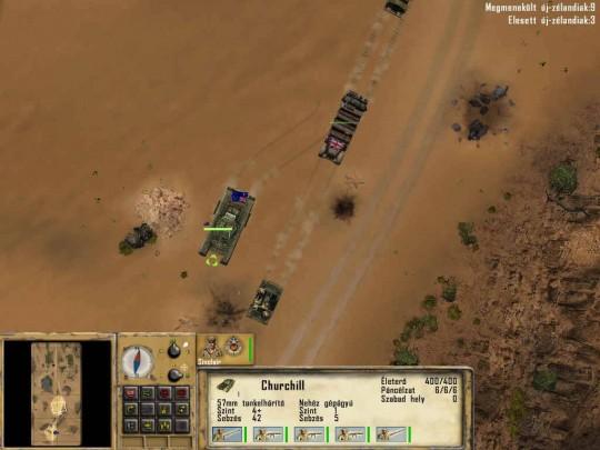 Afrika Korps vs Desert Rats