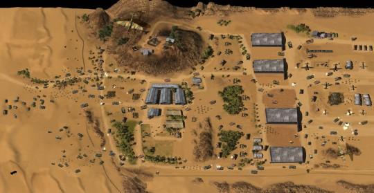 Gigászi Desert Rats kép