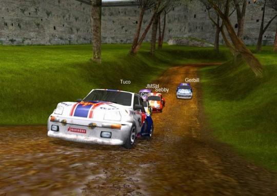 TrackMania képek