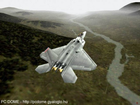 F-22 Lightning 3 cheat