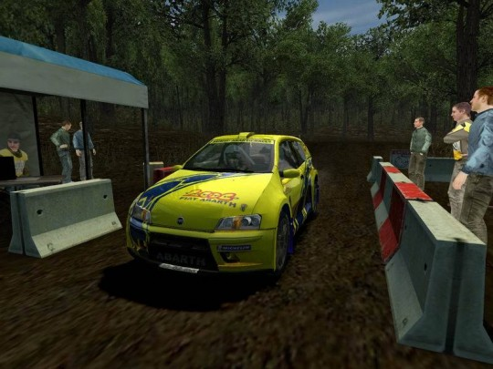 Colin McRae Rally 04 képek