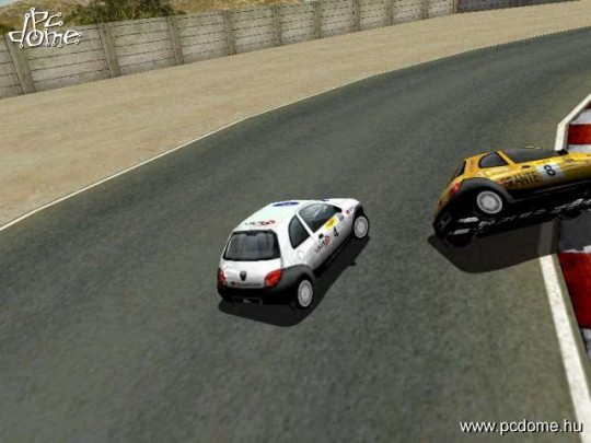 Ford Racing cheat