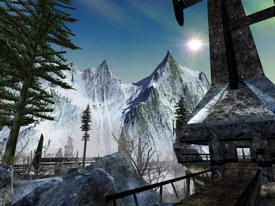 Stargate SG-1 weblap