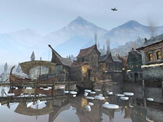 Új Dreamfall képek