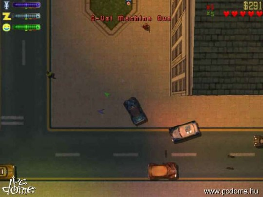 GTA2 cheat