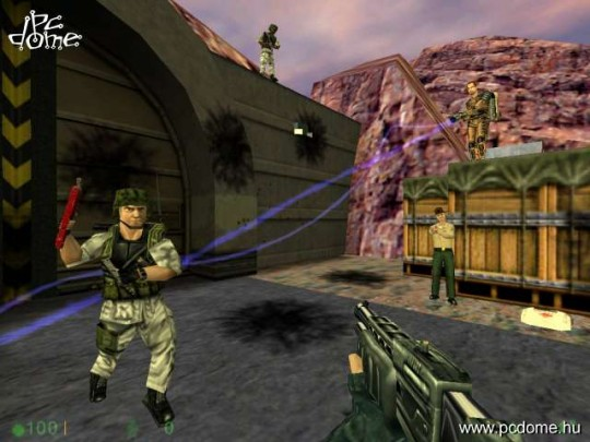 Half-Life: Opposing Force cheat