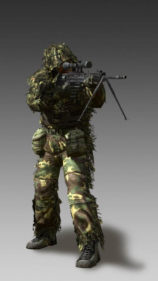 Battlefield 2 karakter képek