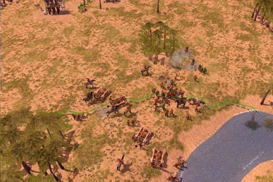 Empire Earth 2 képek