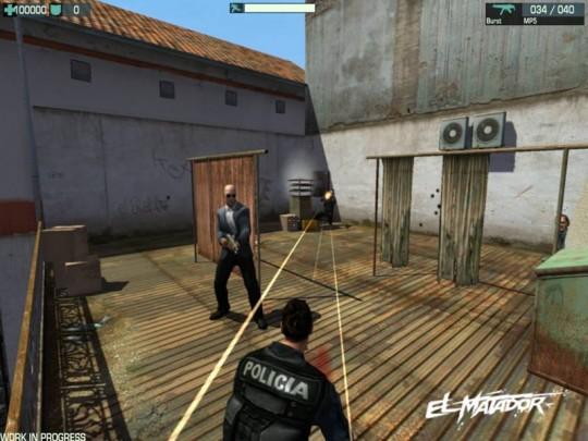El Matador patch (1.1 patch)