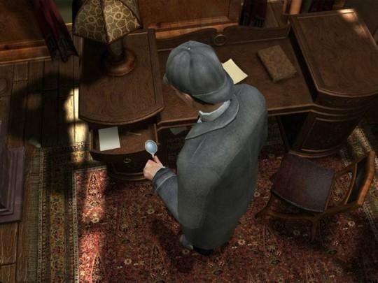 Arany lett a Sherlock Holmes játék