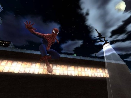 Spider-Man 2 cheat