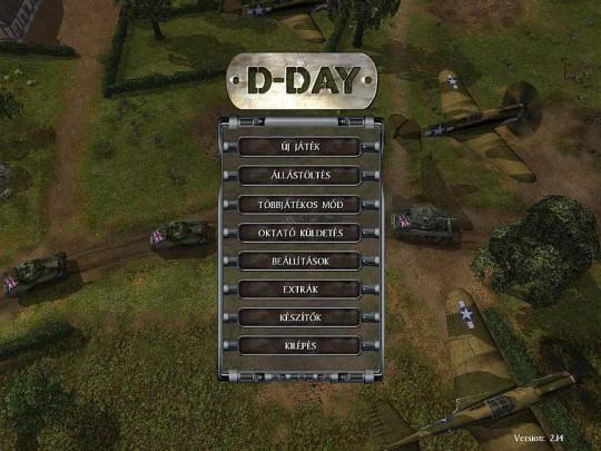 Csütörtökön jön a D-Day
