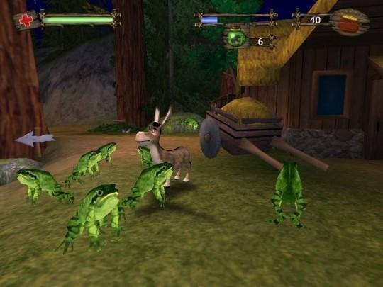 Shrek 2 képek