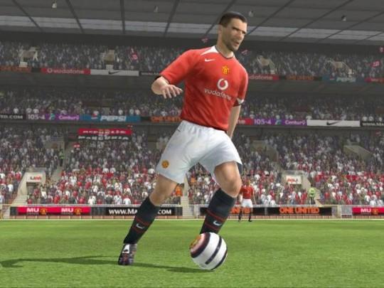 Manchester United Club Football 2005