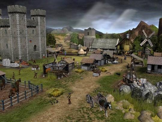 Bejelentették a Stronghold 2-t