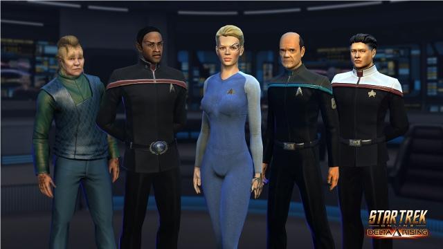 Star Trek Online: Delta Rising megjelenési dátum