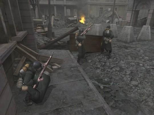 Commandos Strike Force képek