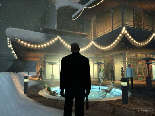 Hitman: Blood Money képek