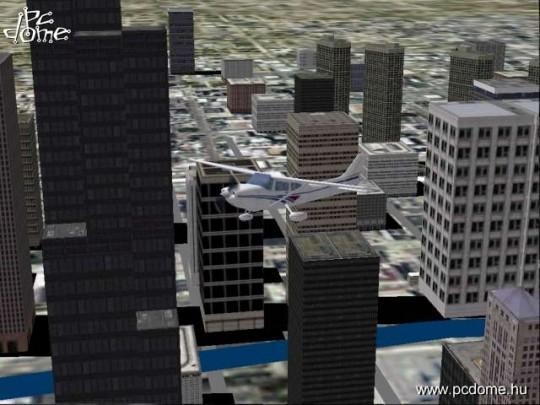 MS Flight Simulator 2000