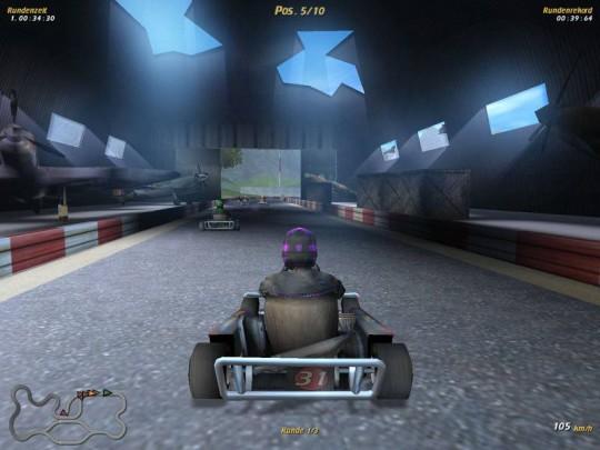 Michael Schumacher's Kart Challenge 2005