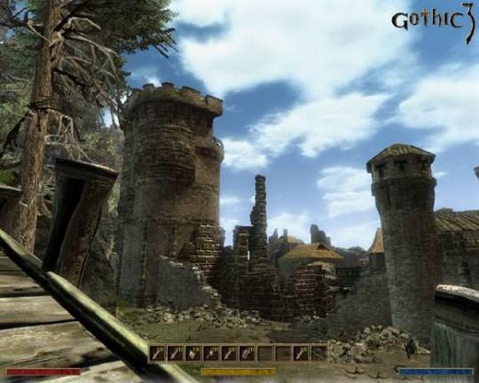 Gothic 3 fejlesztői napló - Első rész: Ötletek és koncepciók